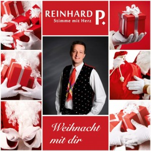 CD Cover-Weihnacht mit dir